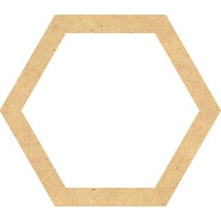 KAISERdecor MDF Hexagon Frame