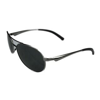 Bolle Cassis Sunglasses - Silver - Medium