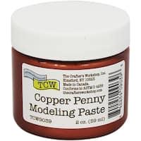 Crafter's Workshop Modeling Paste 2oz