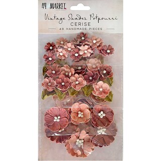 49 And Market Vintage Shades Potpourri 49/Pkg