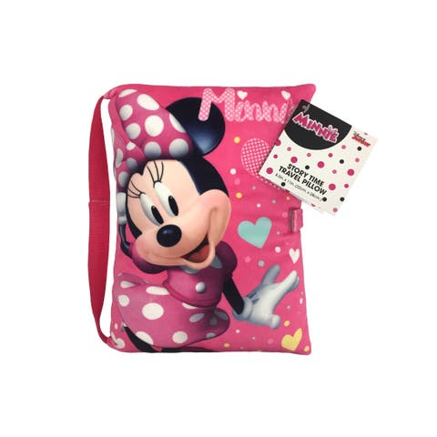 Disney Minnie Mouse Storytime Pillow