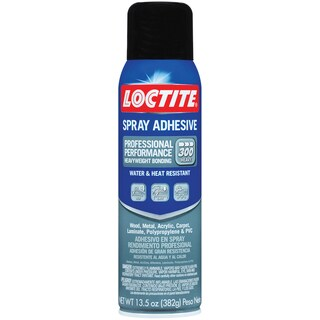 Professional Performance Spray Adhesive