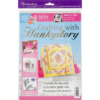 Crafting With Hunkydory Project Magazine