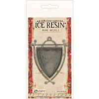 Ice Resin Rune Bezel Shield