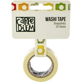 Travel Notes Washi Tape 15mmX30'