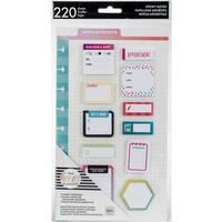 Happy Planner Sticky Notes 220/Pkg