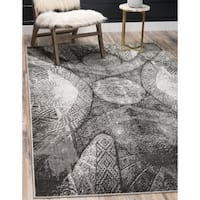 Unique Loom Albert Sofia Area Rug - 3' 3 x 5' 3