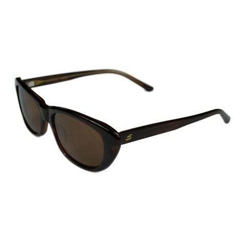Serengeti Bagheria Sunglasses - Tortoise - Medium