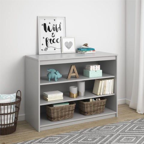 Avenue Greene Raven Grey Bookcase