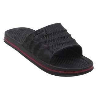 9355b3f7a886 Buy Black Men s Sandals Online at Overstock