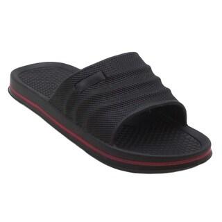 "Blue Men`s ""M-Slidters"" Slip-On Sandals"