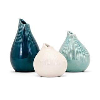 Stein Multi-color Vase (Set of 3)
