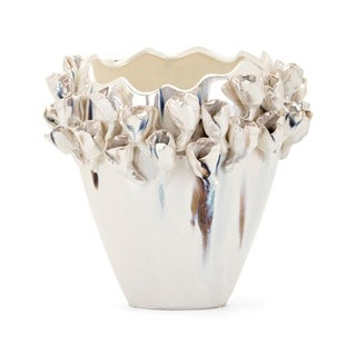 Sukia Beige Vase