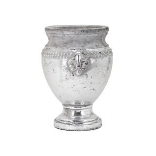 Tawnee Silver Medium Vase