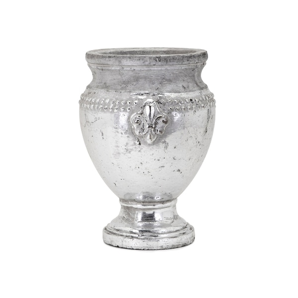 Tawnee Silver Medium Vase