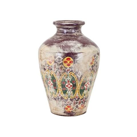 Kelis Multi-color Medium Vase