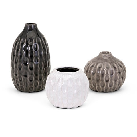 Essary Multi-color Vase (Set of 3)