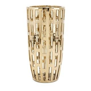Ronnan Gold Vase