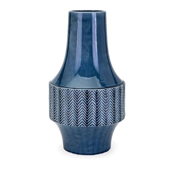 Nasha Blue Large Vase