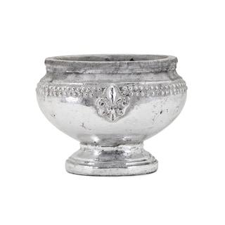 Tawnee Silver Small Vase