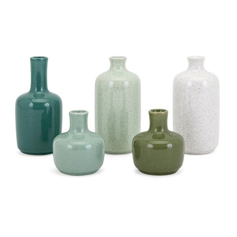 Julian Multi-color Mini Bottle (Set of 5)