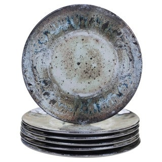 Certified International Radiance Salad/ Dessert Plate (Set of 6)