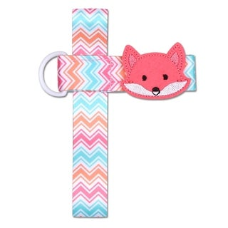 NoThrow Bottle Tether - Coral Fox - Pink - N/A