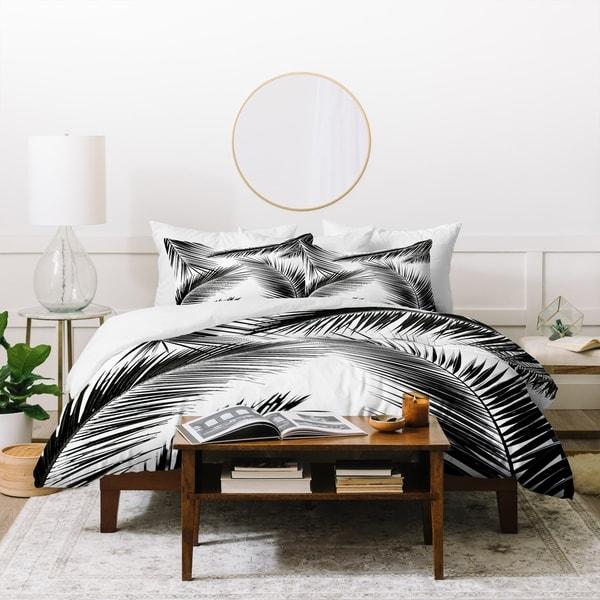 Mareike Boehmer Palm Leaves 10 Duvet Cover Set