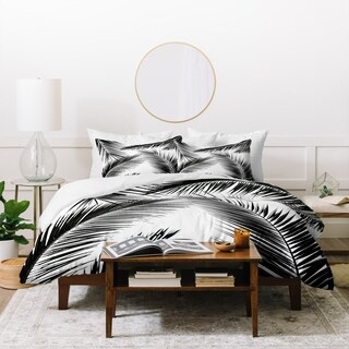 Mareike Boehmer Palm Leaves 10 Duvet Cover Set (3 options available)