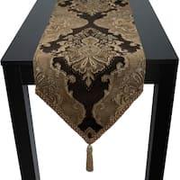 Sherry Kline Clairton 72-inch Luxury Table Runner - 12 x 72