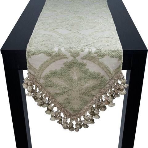 Sherry Kline Oneida 72-inch Luxury Table Runner - 12 x 72