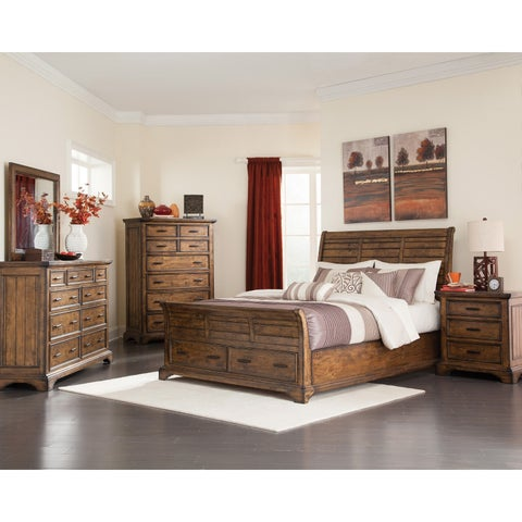 Grand Mesa 5PC Bedroom Set With Chest