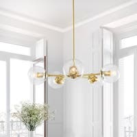 Light Society Grammercy Five-Light Chandelier