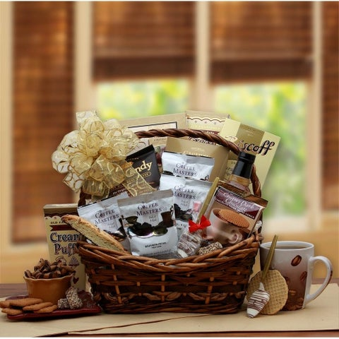 Coffee Time Gift Basket