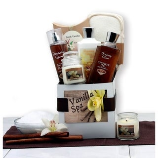 Vanilla Spa Care Package