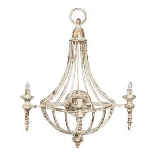 Donalt 3-Light Oversized Wall Lamp, 25.5x14x32 inches