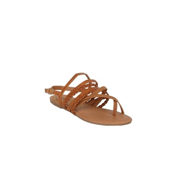 937693595 Shop Xehar Womens Fashion Ankle Strap Strappy Beach Summer Flat ...