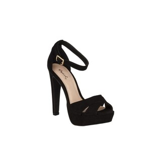 Xehar Womens Sexy Stiletto Heeled Open Toe Party Dress Sandal