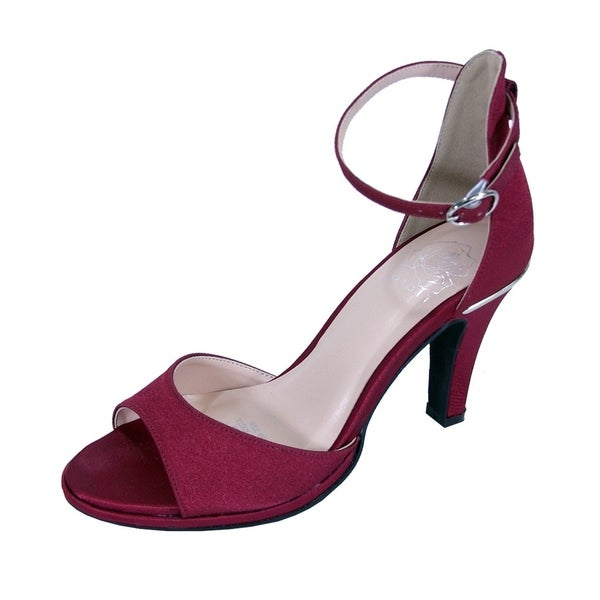 Buy Red, Wide Women's Sandals Online at