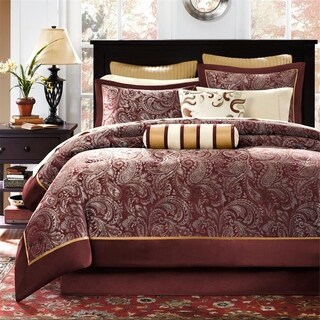 Gracewood Hollow Abley 12-piece Bed in a Bag with Sheet Set