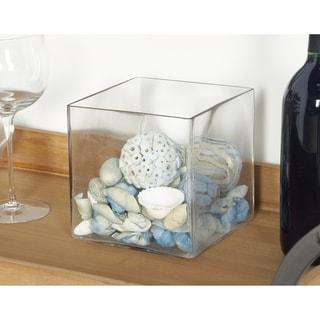 The Gray Barn Cocklebur 3-piece Coastal Sola Balls and Sea Shells Decorative Boxes