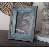 Laurel Creek Rhoda Grey/Brown Wood Picture Frame