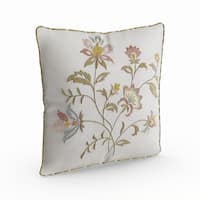 Gracewood Hollow Azania Square Decorative Throw Pillow