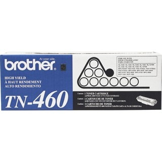 Brother TN460 Black Toner Cartridge