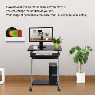 Portable Z-modle Computer Desk Home Office Furniture