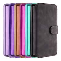 Samsung Galaxy S9 Plus Luxury Coach Series Flip Wallet Case