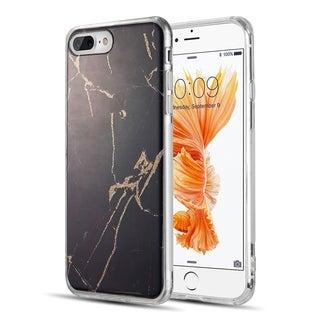 Iphone 8 / 7 Plus Sparkling Marble Imd Soft Tpu Case