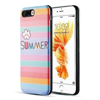 Iphone 8 / 7 Plus Art 2nd Pop Series 3D Embossed Hybrid Case