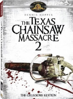 The Texas Chainsaw Massacre 2 Gruesome Edition (DVD)