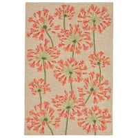 Agapanthus Outdoor Rug - 8'3 x 11'6